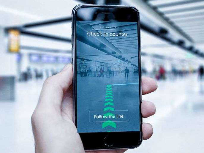Augmented Reality In Ireland Slow To Take Off – Gatwick Airport Is Not!