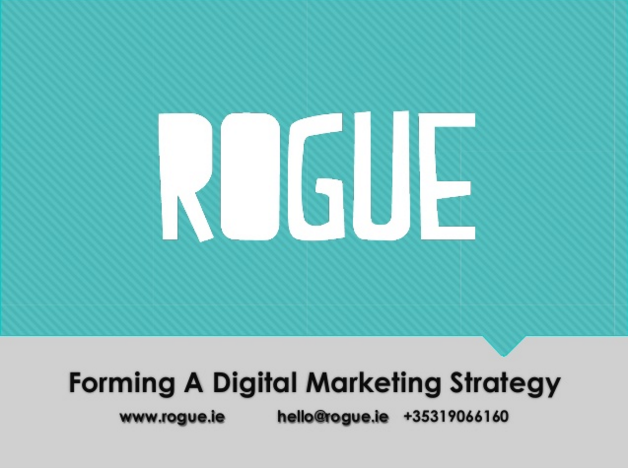 digital marketing strategy Ireland