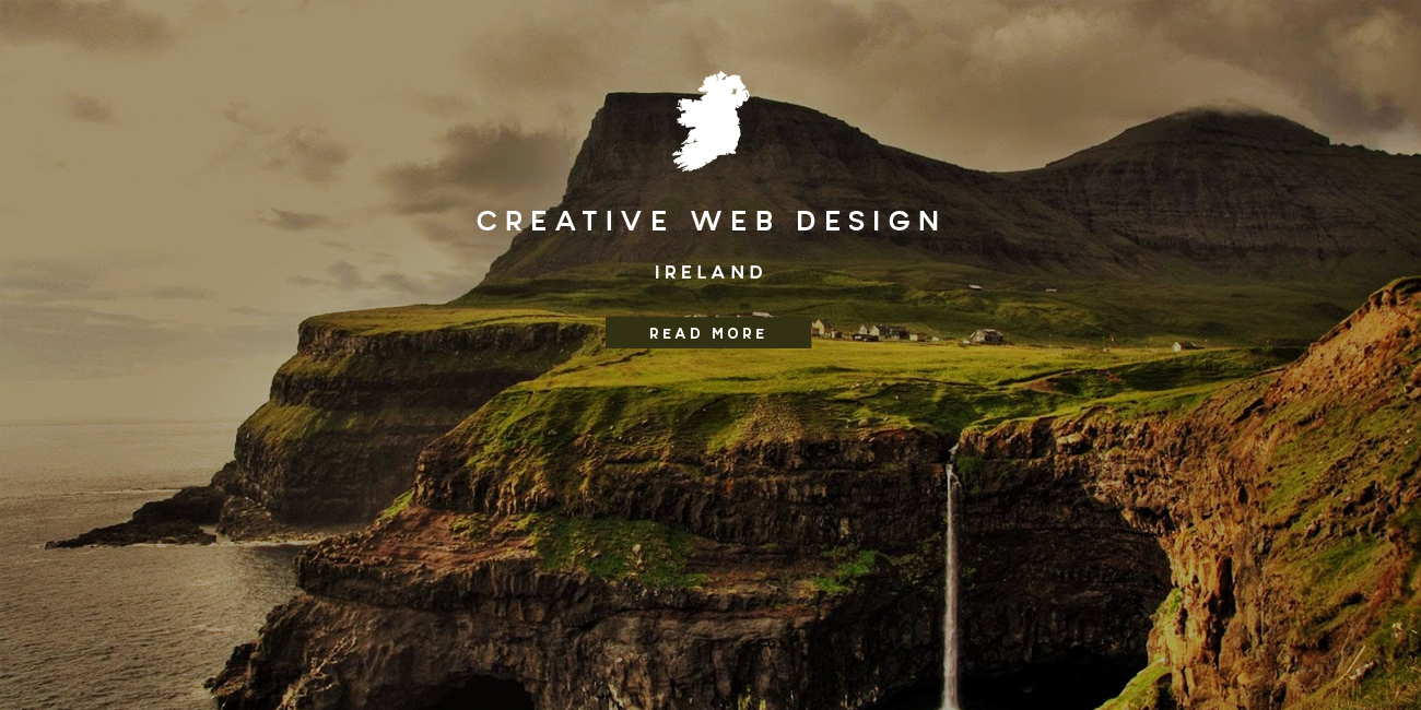 creative web design Ireland